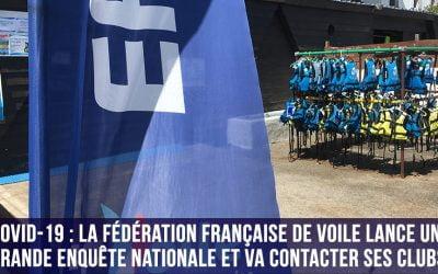 NEWSLETTER CLUB DE LA FF VOILE DU 31 MARS