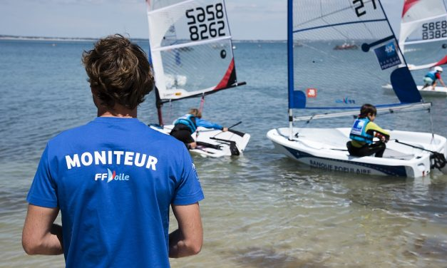 Formation BPJEPS activités nautiques multi supports
