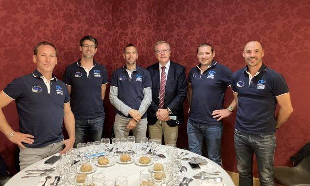 Compte rendu Championnat de France Voile Entreprise à Deauville du 3 au 6 septembre 2020