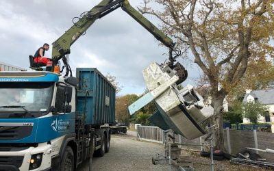 APER – FFVoile 2ème opération de collecte 2021 pour la déconstruction des bateaux