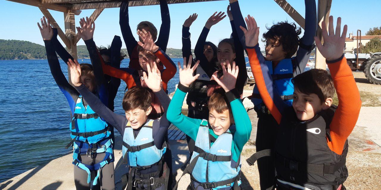 Les stages de Toussaints de nos jeunes coureurs du 13