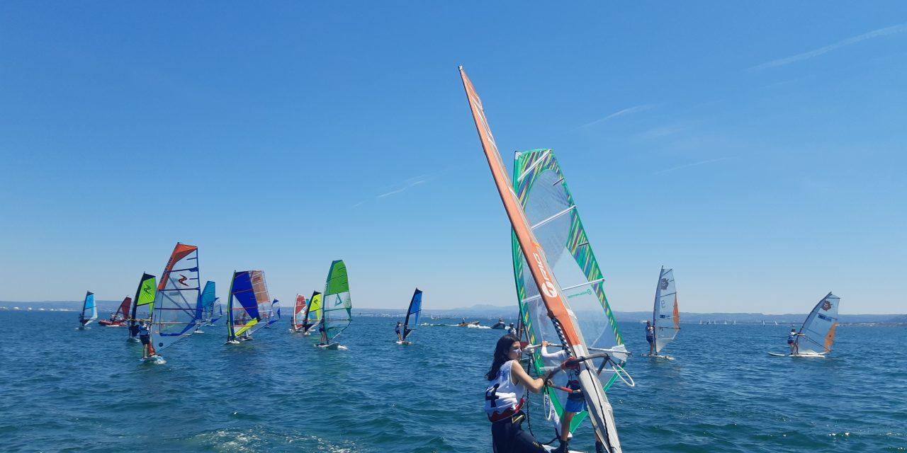 Régate critérium Optimist Open Skiff Inter-séries dériveur et Miniwish du 13 Juin au Cercle de Voile de Martigues
